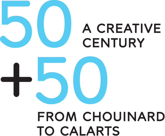 50+50: A Creative Century from Chouinard to CalArts